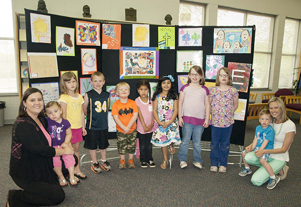 Children Art Show