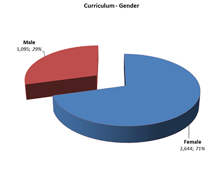 Curriculum Gender