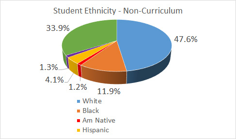Continuing Education Ethnicity
