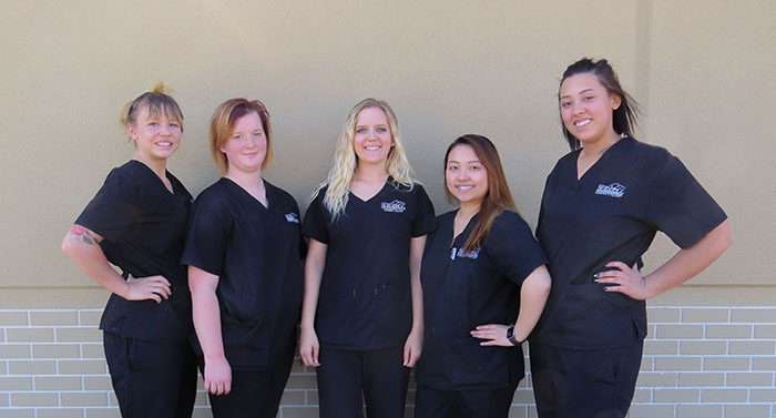 Cosmetology March Graduates
