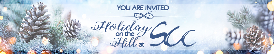 Holiday on the Hill at SCC