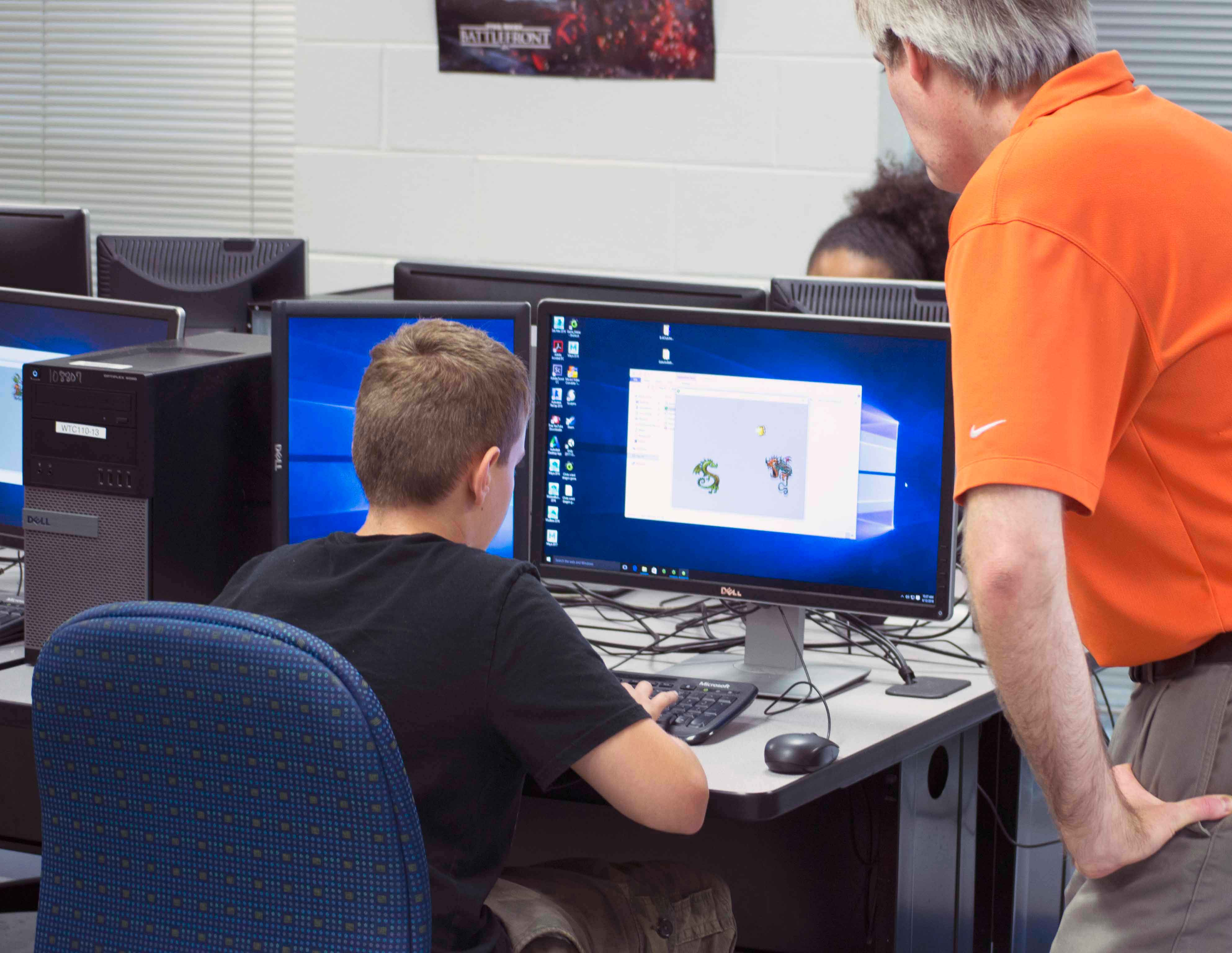 Simulation and Game Campers