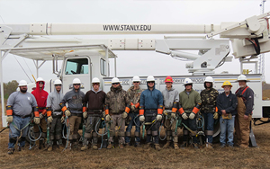 Electrical Lineworker Class
