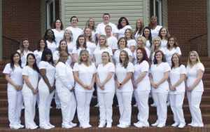 Pinning Ceremony Held for Graduating Nurses