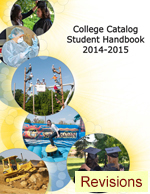 Catalog of Record 2014-2015