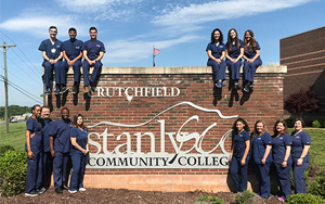 Respiratory Therapy Class of 2019